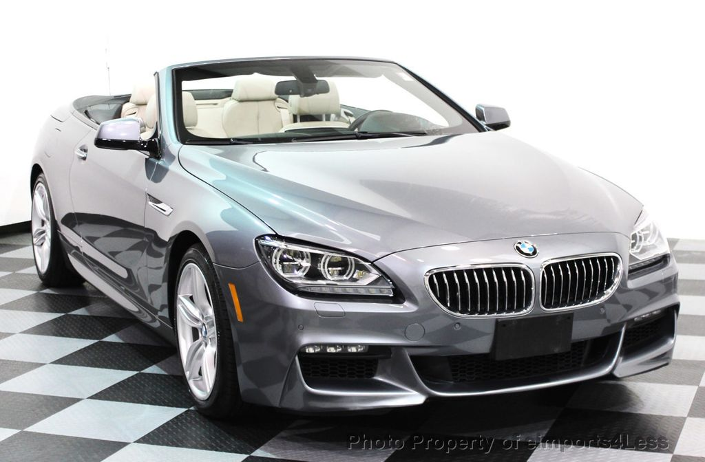 2014 BMW 6 Series CERTIFIED 640i xDRIVE M SPORT CABRIO EXECUTIVE - 16007893 - 14