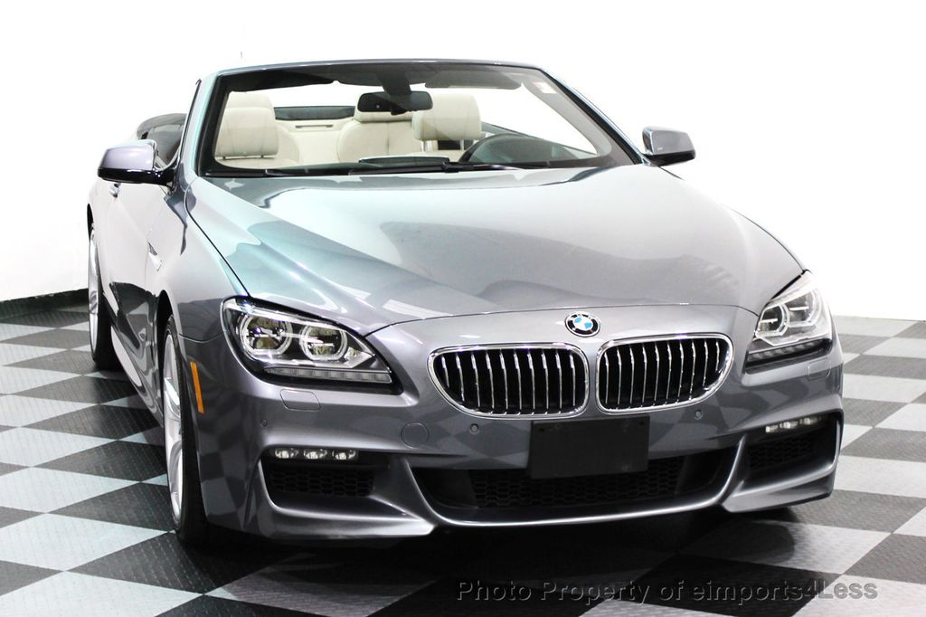 2014 BMW 6 Series CERTIFIED 640i xDRIVE M SPORT CABRIO EXECUTIVE - 16007893 - 15