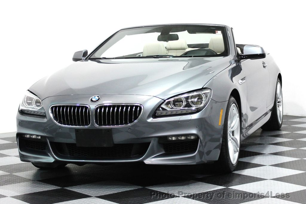 2014 BMW 6 Series CERTIFIED 640i xDRIVE M SPORT CABRIO EXECUTIVE - 16007893 - 24