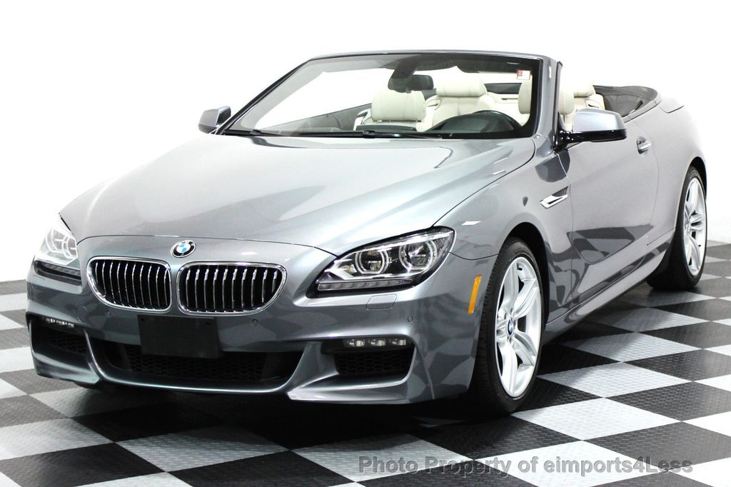 2014 BMW 6 Series CERTIFIED 640i xDRIVE M SPORT CABRIO EXECUTIVE - 16007893 - 52