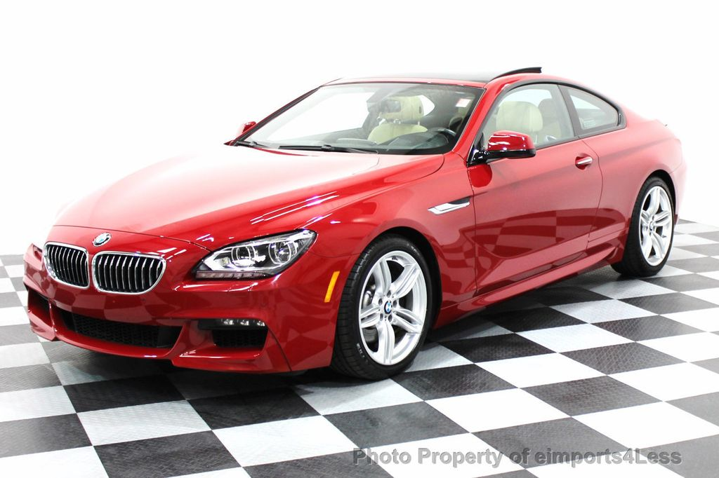 2014 BMW 6 Series CERTIFIED 640i xDRIVE M SPORT COUPE EXEC NAVI - 16164213 - 12