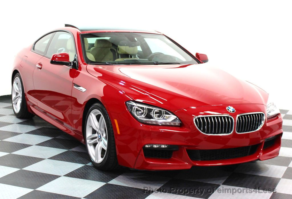 2014 BMW 6 Series CERTIFIED 640i xDRIVE M SPORT COUPE EXEC NAVI - 16164213 - 13
