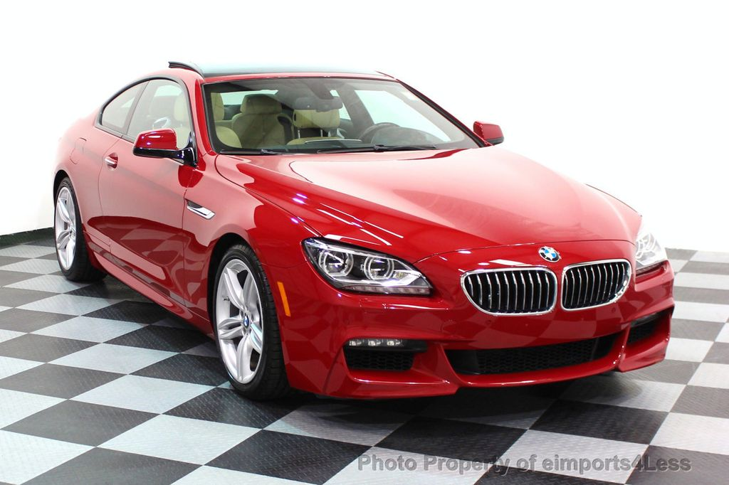 2014 BMW 6 Series CERTIFIED 640i xDRIVE M SPORT COUPE EXEC NAVI - 16164213 - 14