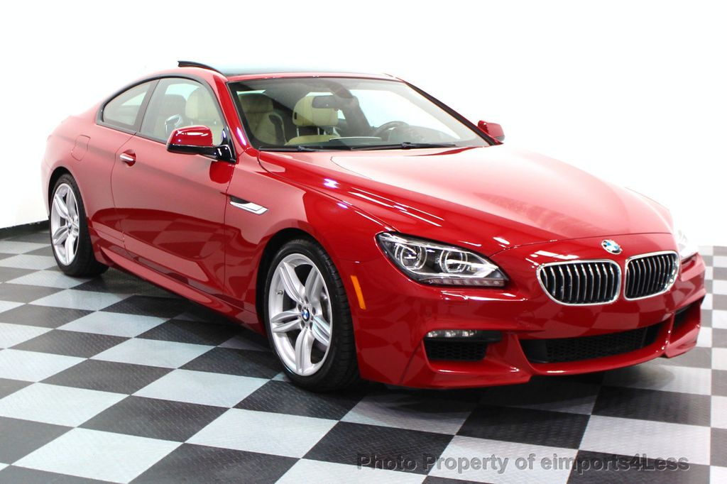 2014 BMW 6 Series CERTIFIED 640i xDRIVE M SPORT COUPE EXEC NAVI - 16164213 - 15