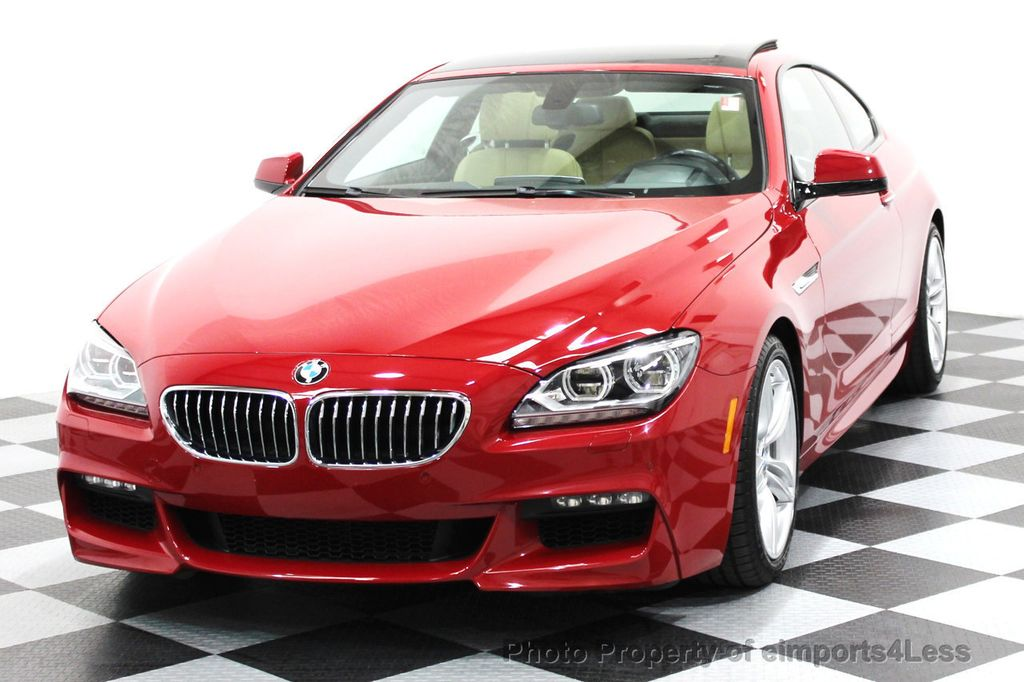 2014 BMW 6 Series CERTIFIED 640i xDRIVE M SPORT COUPE EXEC NAVI - 16164213 - 24