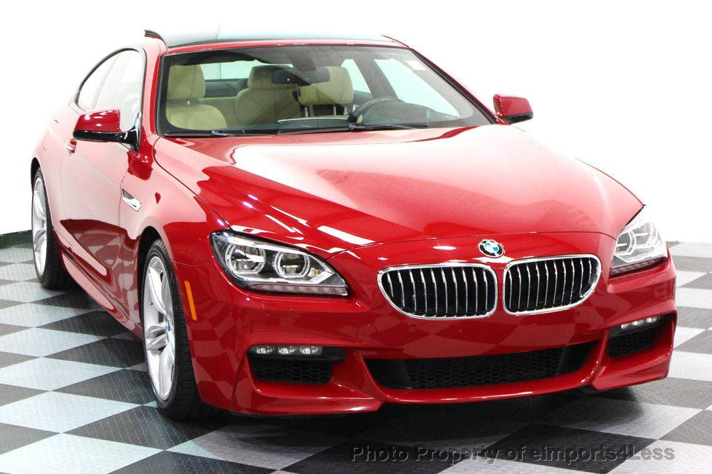 2014 BMW 6 Series CERTIFIED 640i xDRIVE M SPORT COUPE EXEC NAVI - 16164213 - 25