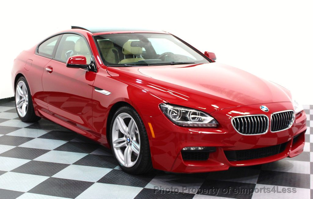 2014 BMW 6 Series CERTIFIED 640i xDRIVE M SPORT COUPE EXEC NAVI - 16164213 - 26