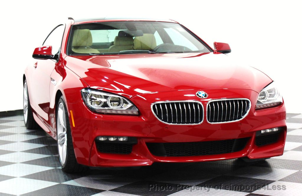 2014 BMW 6 Series CERTIFIED 640i xDRIVE M SPORT COUPE EXEC NAVI - 16164213 - 28