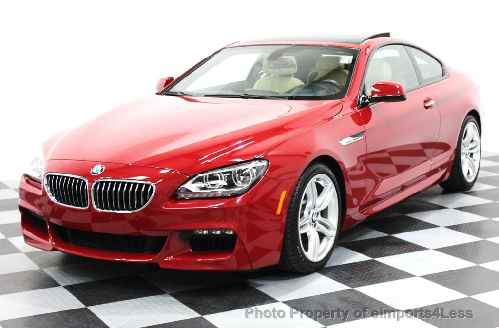 2014 BMW 6 Series CERTIFIED 640i xDRIVE M SPORT COUPE EXEC NAVI - 16164213 - 53