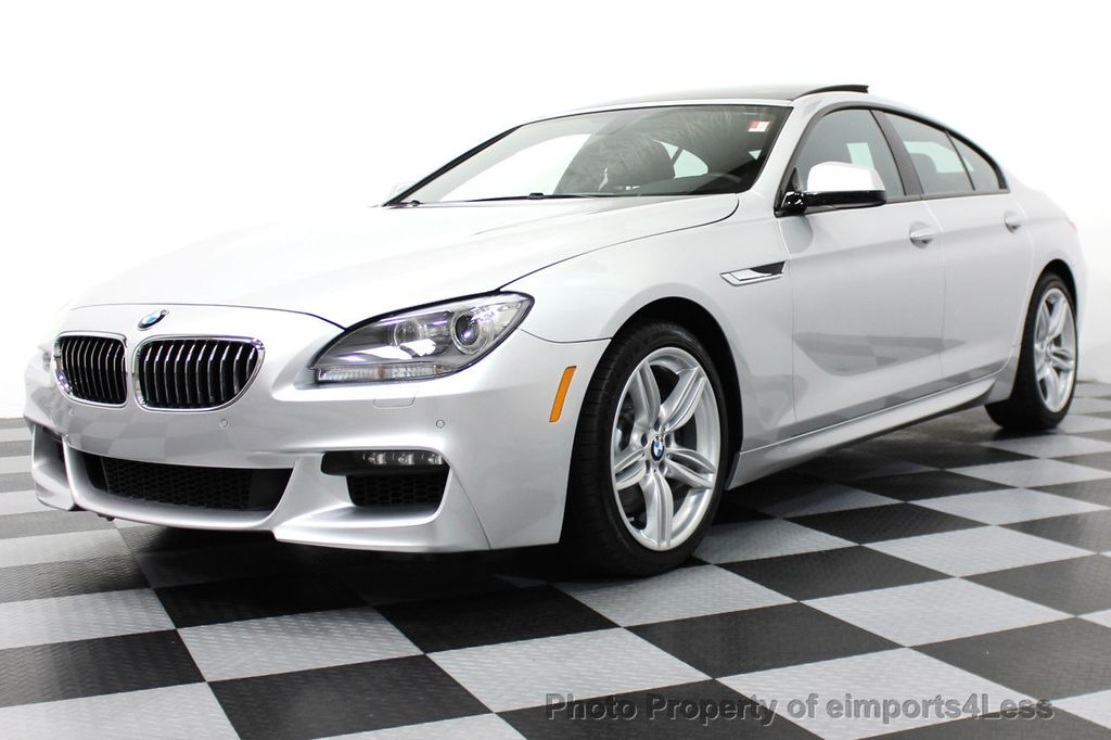 2014 BMW 6 Series CERTIFIED 640i xDRIVE M SPORT Gran Coupe AWD 4 DOOR  - 15522557 - 13
