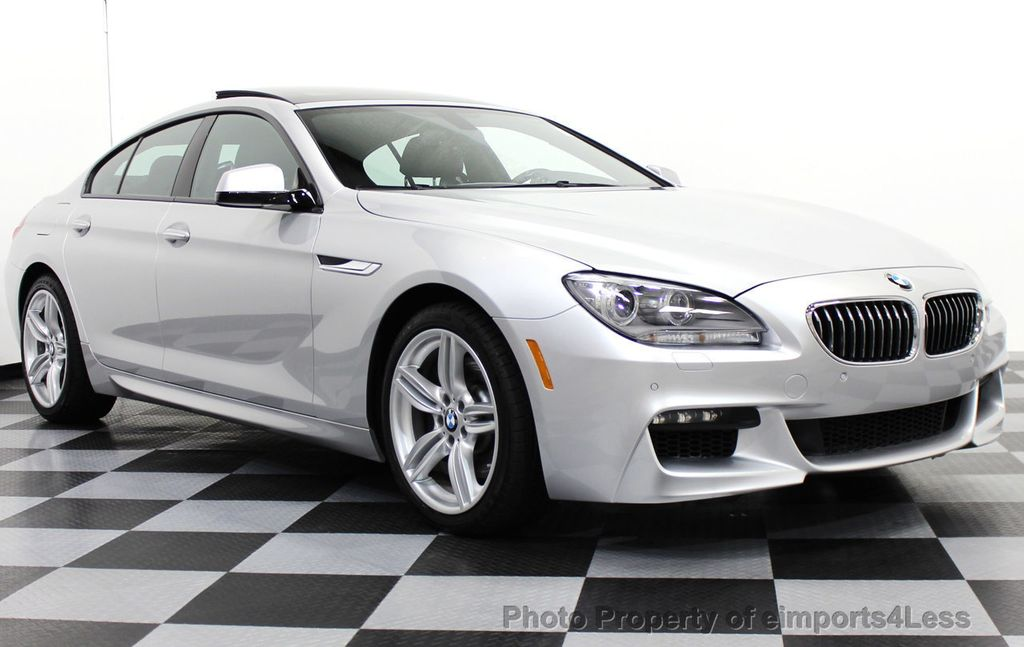 2014 BMW 6 Series CERTIFIED 640i xDRIVE M SPORT Gran Coupe AWD 4 DOOR  - 15522557 - 14