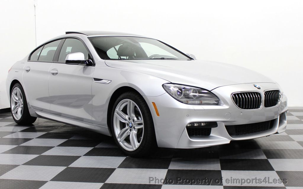 2014 BMW 6 Series CERTIFIED 640i xDRIVE M SPORT Gran Coupe AWD 4 DOOR  - 15522557 - 1