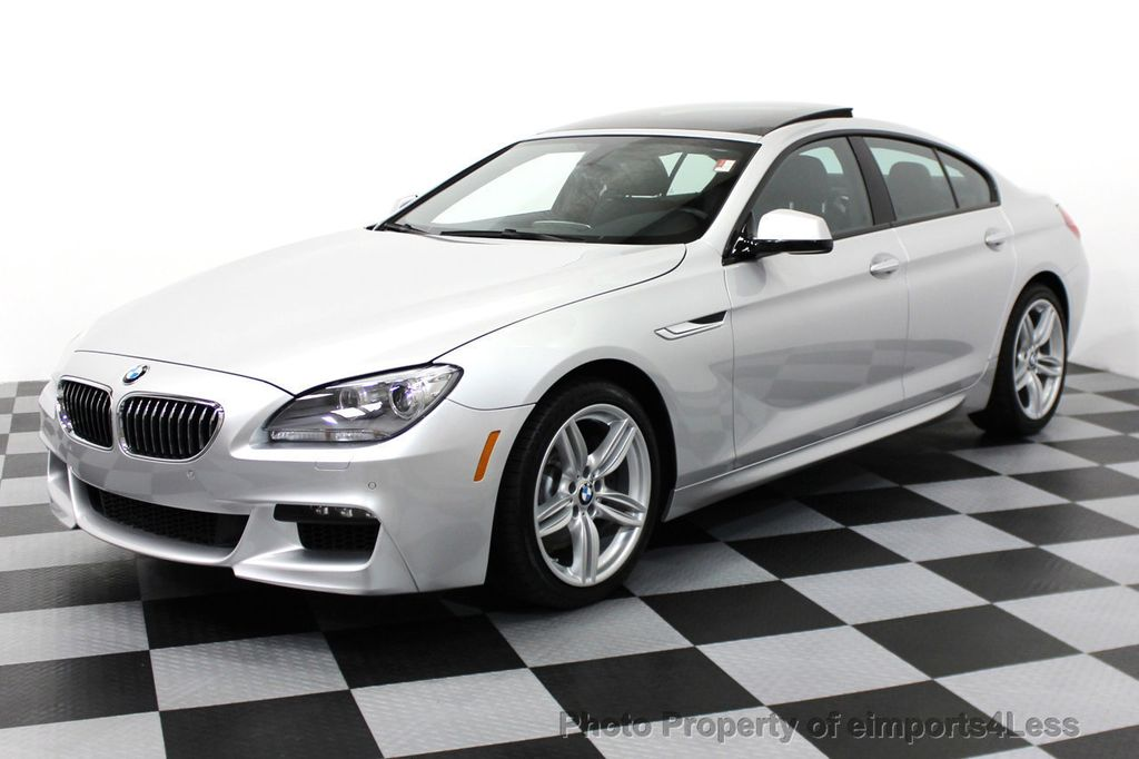 2014 BMW 6 Series CERTIFIED 640i xDRIVE M SPORT Gran Coupe AWD 4 DOOR  - 15522557 - 27