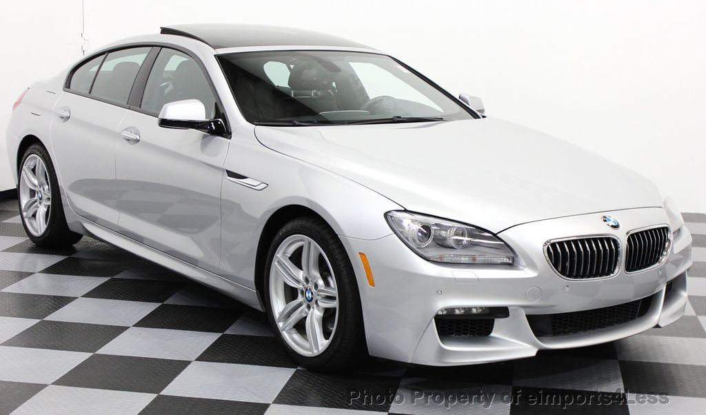 2014 BMW 6 Series CERTIFIED 640i xDRIVE M SPORT Gran Coupe AWD 4 DOOR  - 15522557 - 28