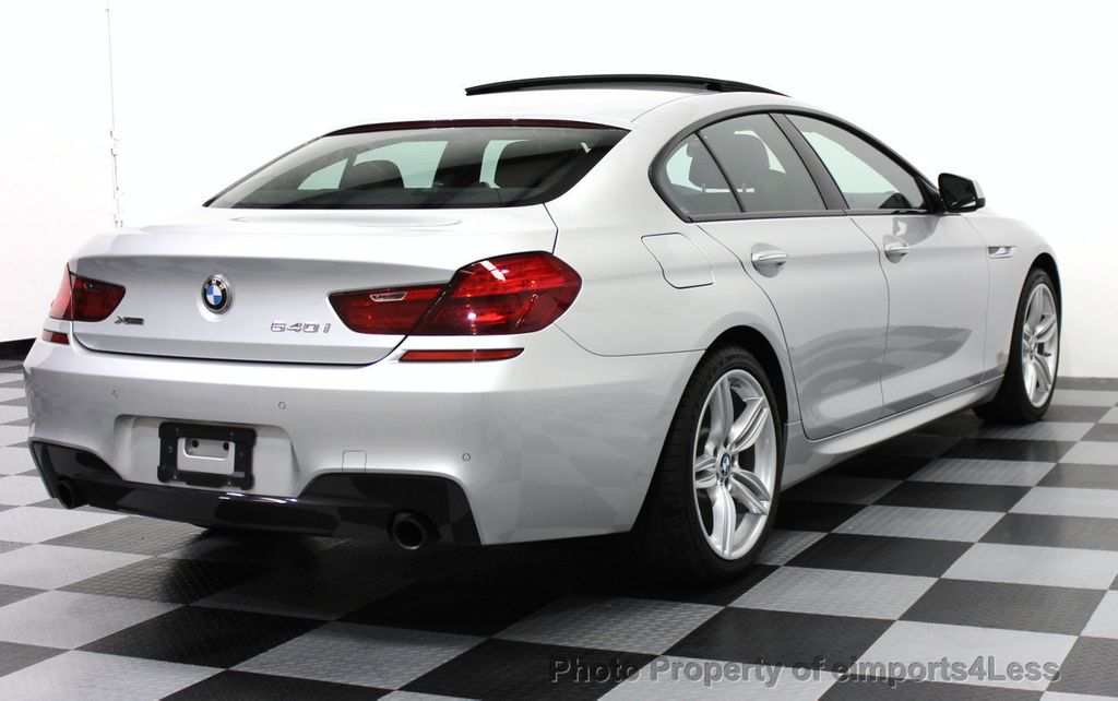 2014 BMW 6 Series CERTIFIED 640i xDRIVE M SPORT Gran Coupe AWD 4 DOOR  - 15522557 - 3