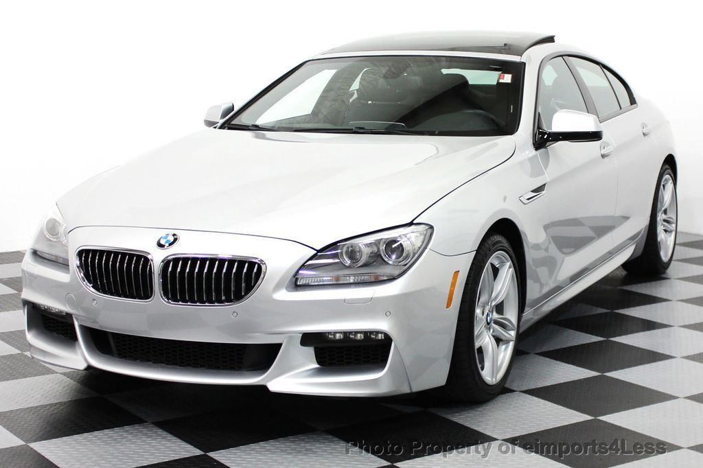 2014 BMW 6 Series CERTIFIED 640i xDRIVE M SPORT Gran Coupe AWD 4 DOOR  - 15522557 - 42
