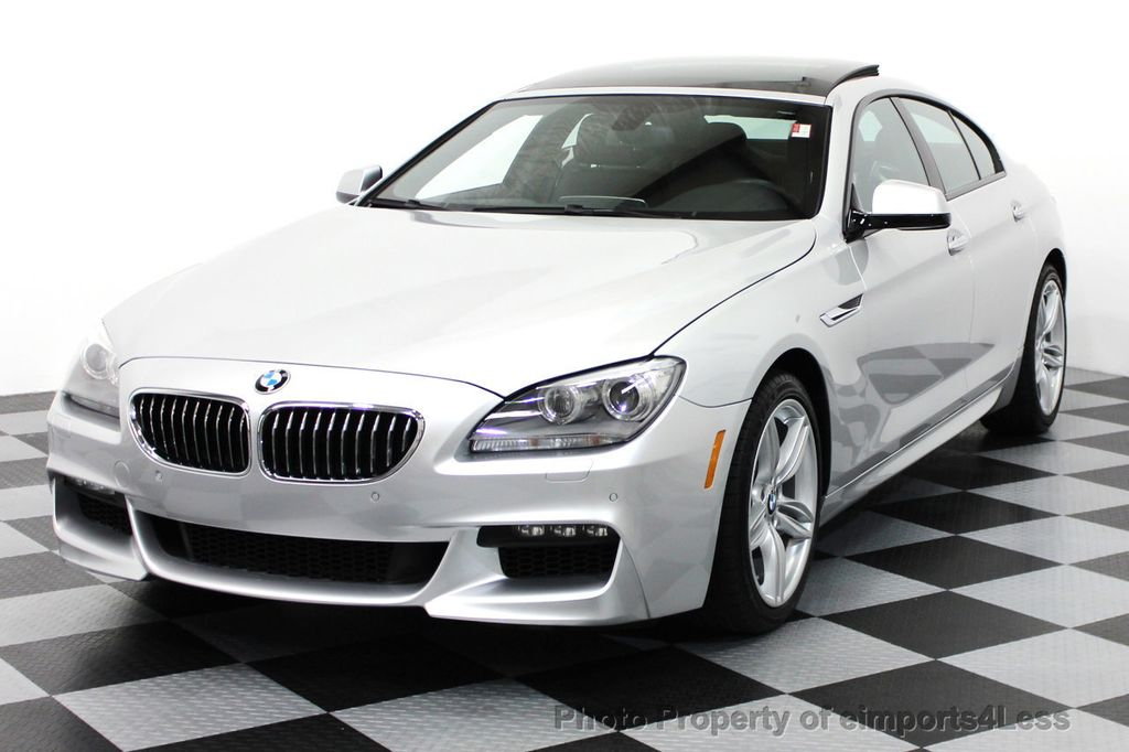 2014 BMW 6 Series CERTIFIED 640i xDRIVE M SPORT Gran Coupe AWD 4 DOOR  - 15522557 - 48
