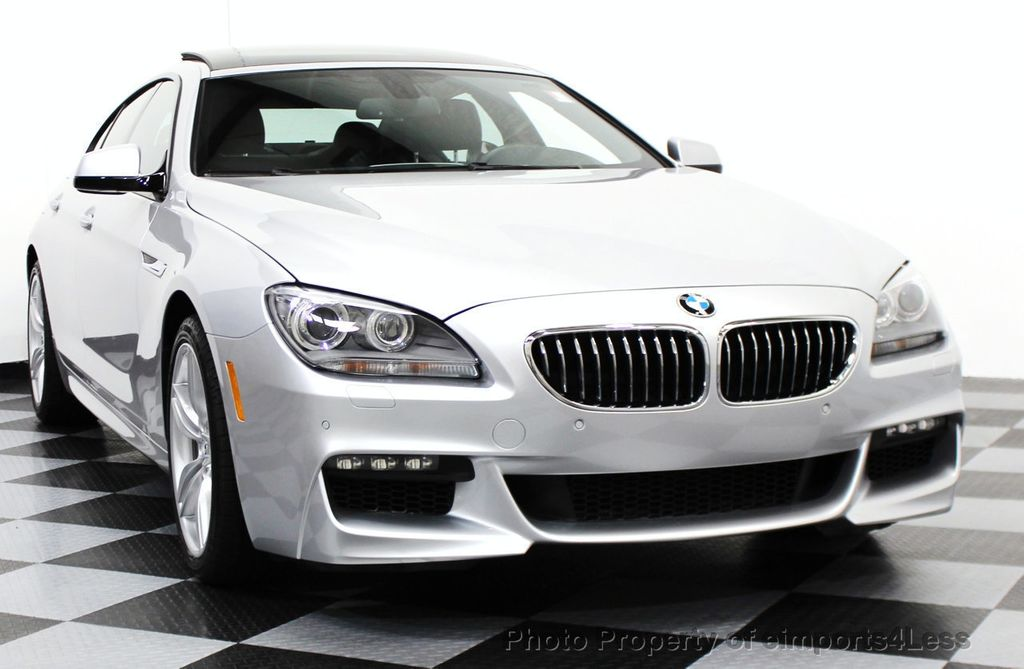2014 BMW 6 Series CERTIFIED 640i xDRIVE M SPORT Gran Coupe AWD 4 DOOR  - 15522557 - 49