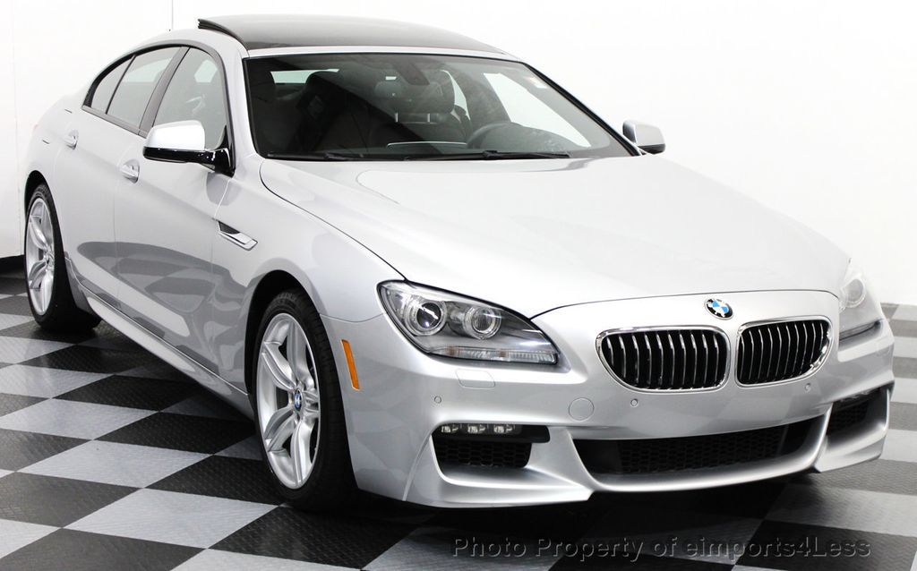 2014 BMW 6 Series CERTIFIED 640i xDRIVE M SPORT Gran Coupe AWD 4 DOOR  - 15522557 - 53