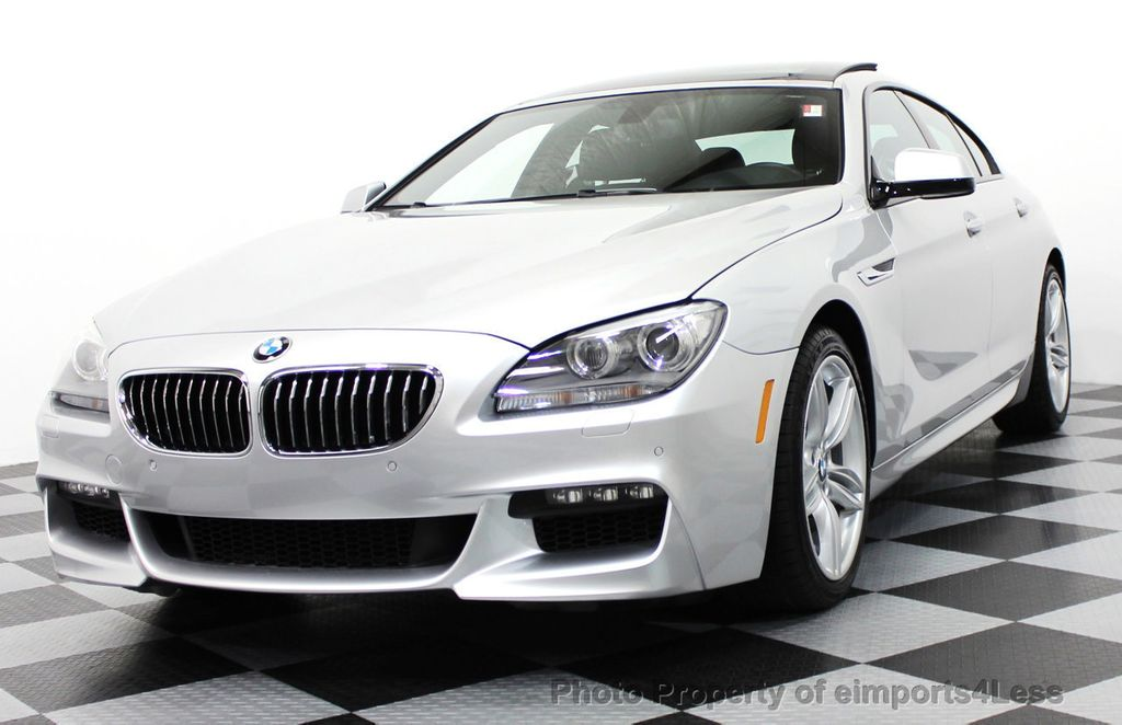 2014 BMW 6 Series CERTIFIED 640i xDRIVE M SPORT Gran Coupe AWD 4 DOOR  - 15522557 - 56