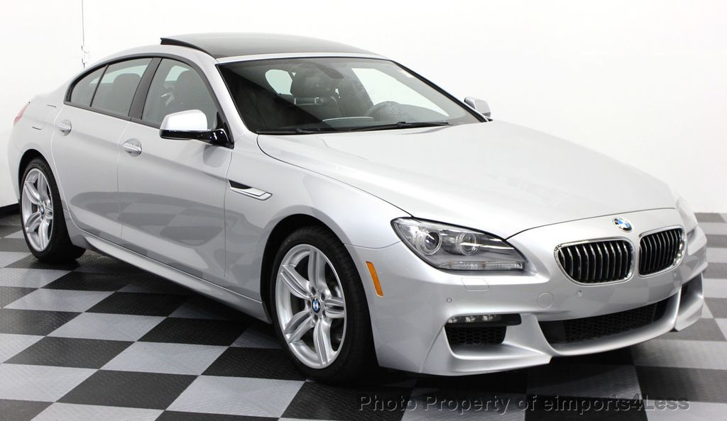 2014 BMW 6 Series CERTIFIED 640i xDRIVE M SPORT Gran Coupe AWD 4 DOOR  - 15522557 - 58