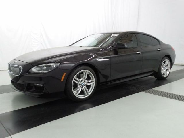 2014 BMW 6 Series XI