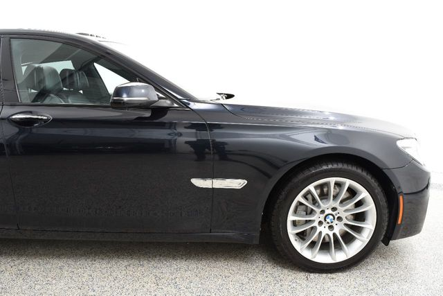 2014 Used BMW 7 Series 750i xDrive M SPORT at Auto Outlet Serving  Elizabeth, NJ, IID 17334401