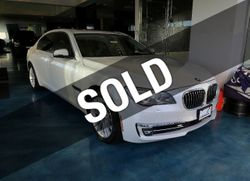 2014 BMW 7 Series - WBAYF8C55ED652620