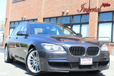 2014 BMW 7 Series 750Li xDrive Sedan