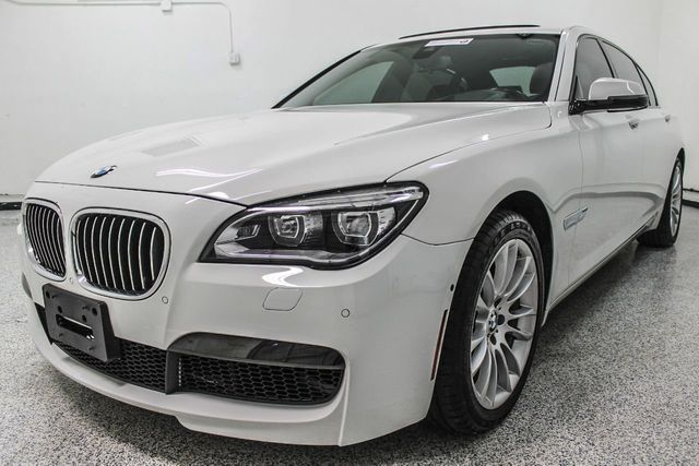 2014 Used BMW 7 Series 750Li xDrive at Dip s Luxury Motors Serving