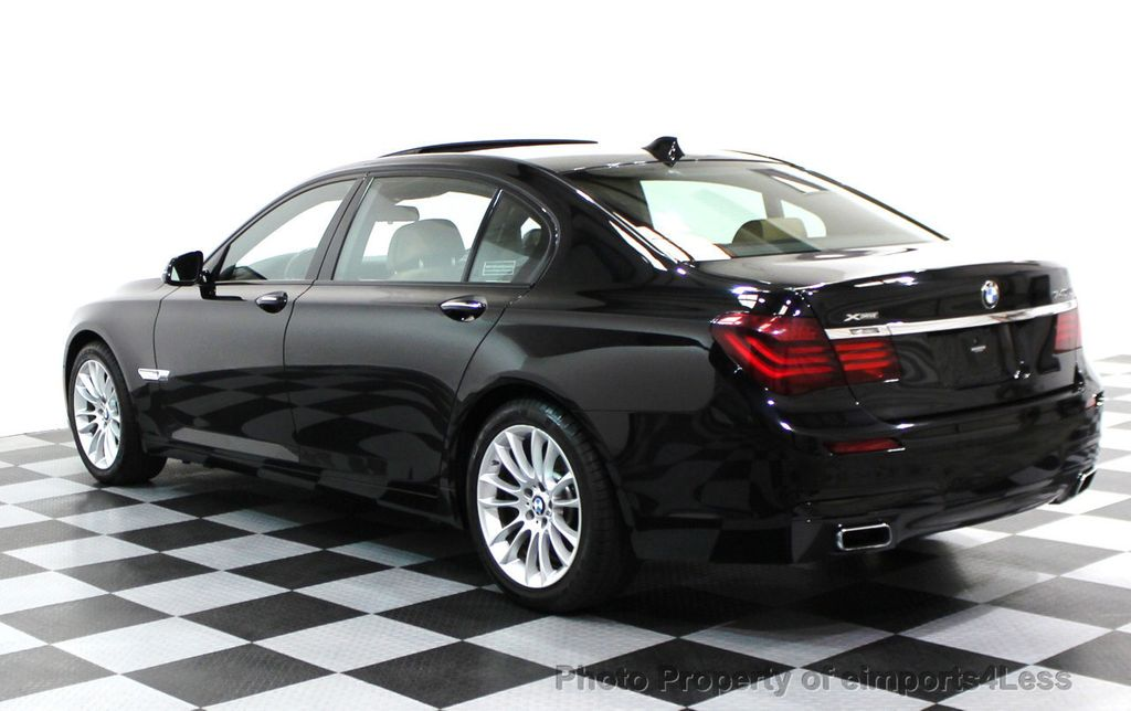 2014 BMW 7 Series CERTIFIED 740Li XDRIVE M SPORT AWD EXEC NAVIGATION