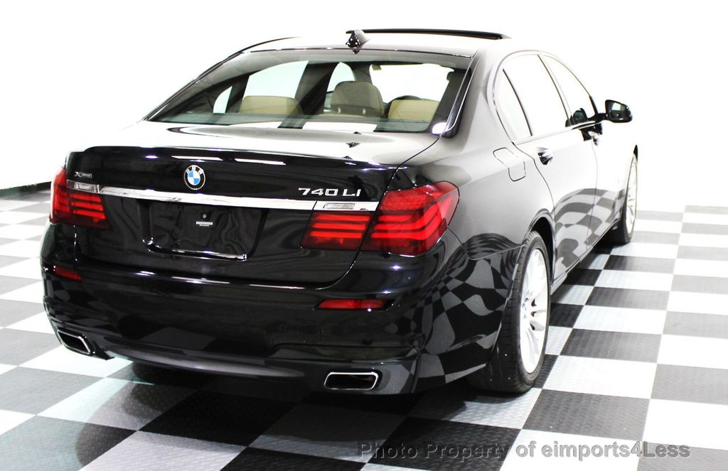 2014 used bmw 7 series certified 740li xdrive m sport awd exec navigation at eimports4less. Black Bedroom Furniture Sets. Home Design Ideas