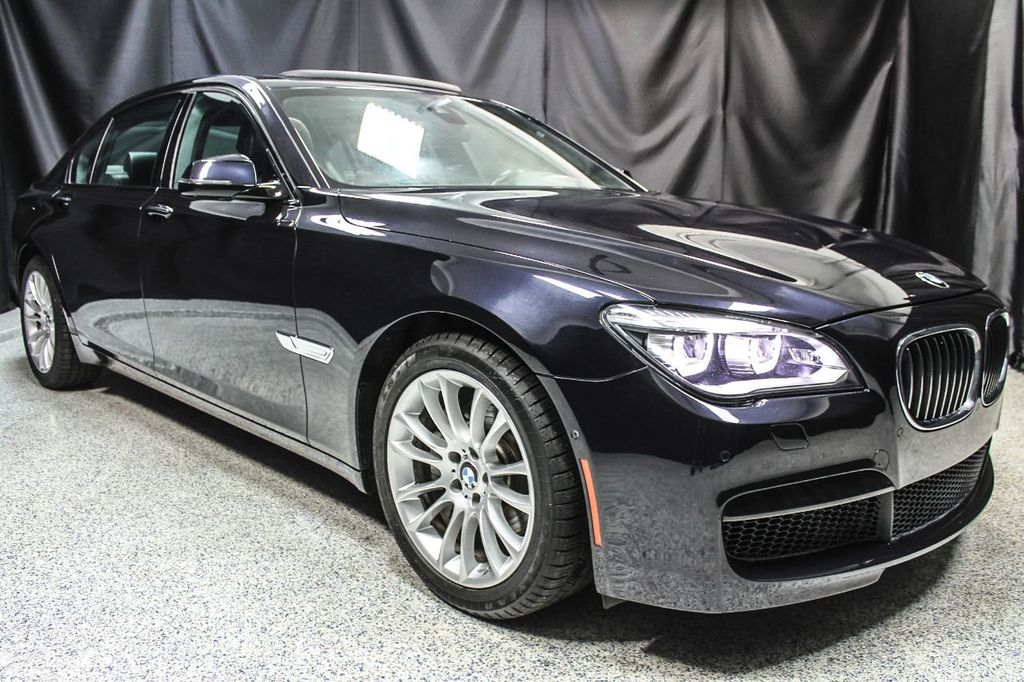 2014 BMW 7 Series M SPORT