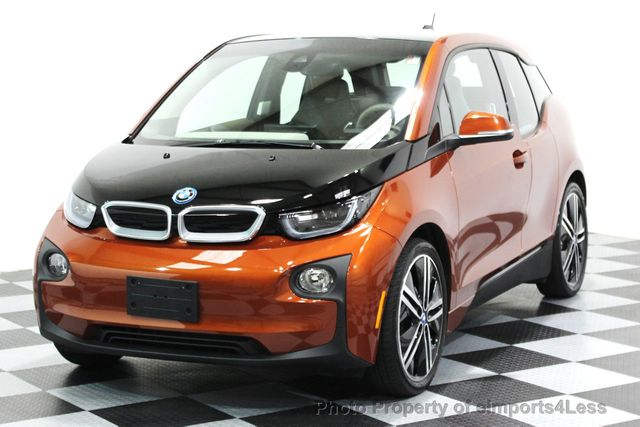 2014 BMW i3 CERTIFIED i3 GIGA RANGE EXTENDER TECH NAVIGATION - 16381207 - 0