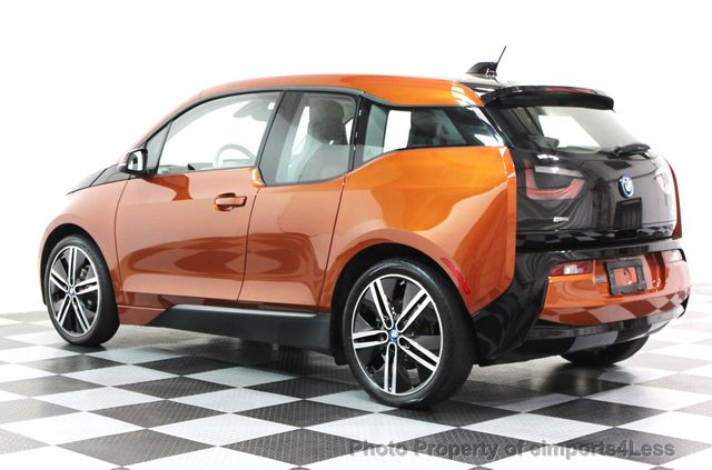 2014 BMW i3 CERTIFIED i3 GIGA RANGE EXTENDER TECH NAVIGATION - 16381207 - 15