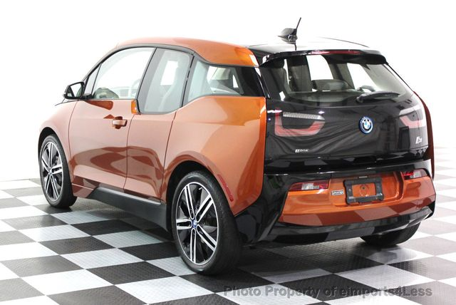 2014 BMW i3 CERTIFIED i3 GIGA RANGE EXTENDER TECH NAVIGATION - 16381207 - 16