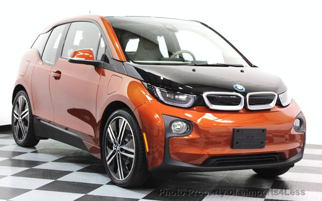 2014 BMW i3 CERTIFIED i3 GIGA RANGE EXTENDER TECH NAVIGATION - 16381207 - 1