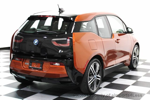 2014 BMW i3 CERTIFIED i3 GIGA RANGE EXTENDER TECH NAVIGATION - 16381207 - 19