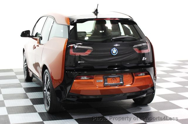 2014 BMW i3 CERTIFIED i3 GIGA RANGE EXTENDER TECH NAVIGATION - 16381207 - 27