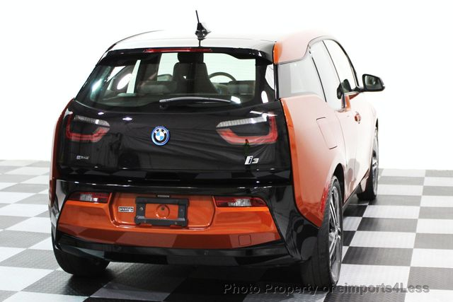 2014 BMW i3 CERTIFIED i3 GIGA RANGE EXTENDER TECH NAVIGATION - 16381207 - 28