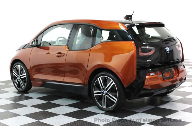 2014 BMW i3 CERTIFIED i3 GIGA RANGE EXTENDER TECH NAVIGATION - 16381207 - 2