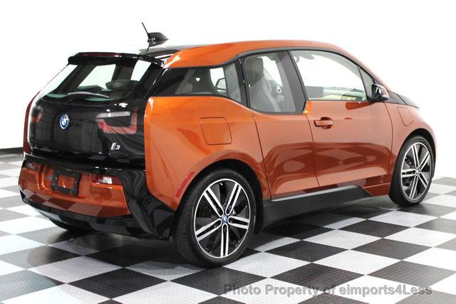2014 BMW i3 CERTIFIED i3 GIGA RANGE EXTENDER TECH NAVIGATION - 16381207 - 3