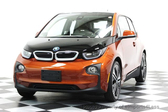 2014 BMW i3 CERTIFIED i3 GIGA RANGE EXTENDER TECH NAVIGATION - 16381207 - 57