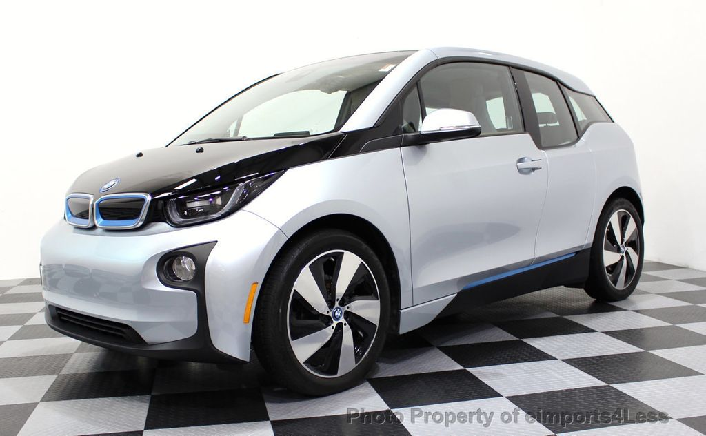 2014 BMW i3 CERTIFIED i3 REXT GIGA RANGE EXTENDER Active Cruise NAVI - 16537716 - 0