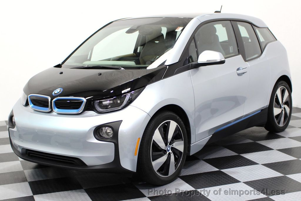 2014 BMW i3 CERTIFIED i3 REXT GIGA RANGE EXTENDER Active Cruise NAVI - 16537716 - 9