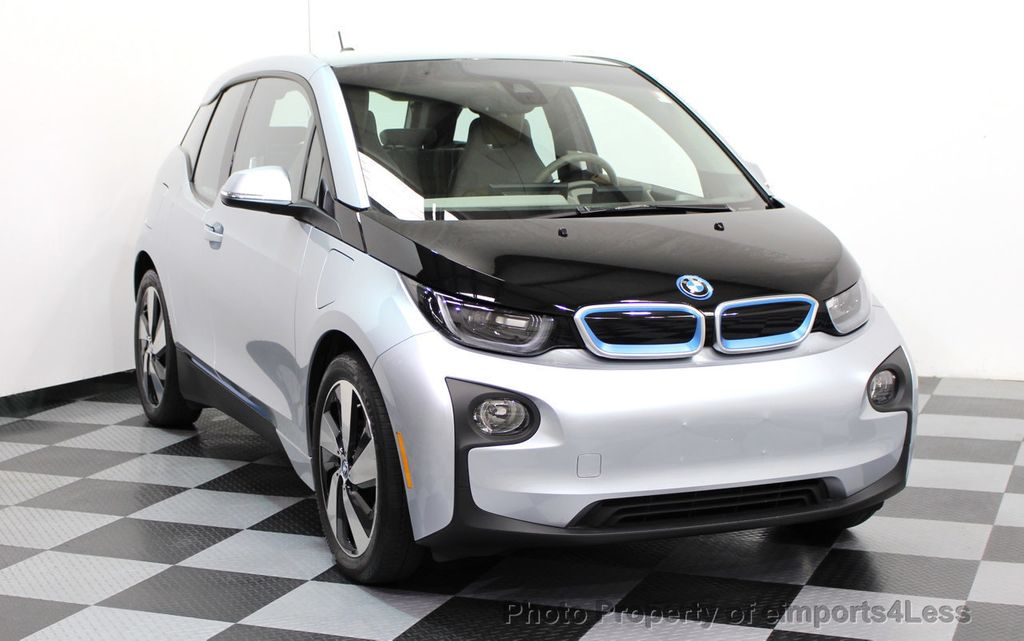 2014 BMW i3 CERTIFIED i3 REXT GIGA RANGE EXTENDER Active Cruise NAVI - 16537716 - 10