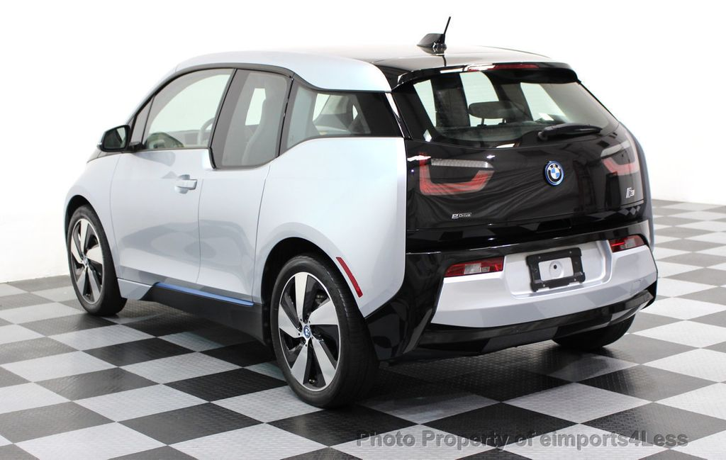 2014 BMW i3 CERTIFIED i3 REXT GIGA RANGE EXTENDER Active Cruise NAVI - 16537716 - 11