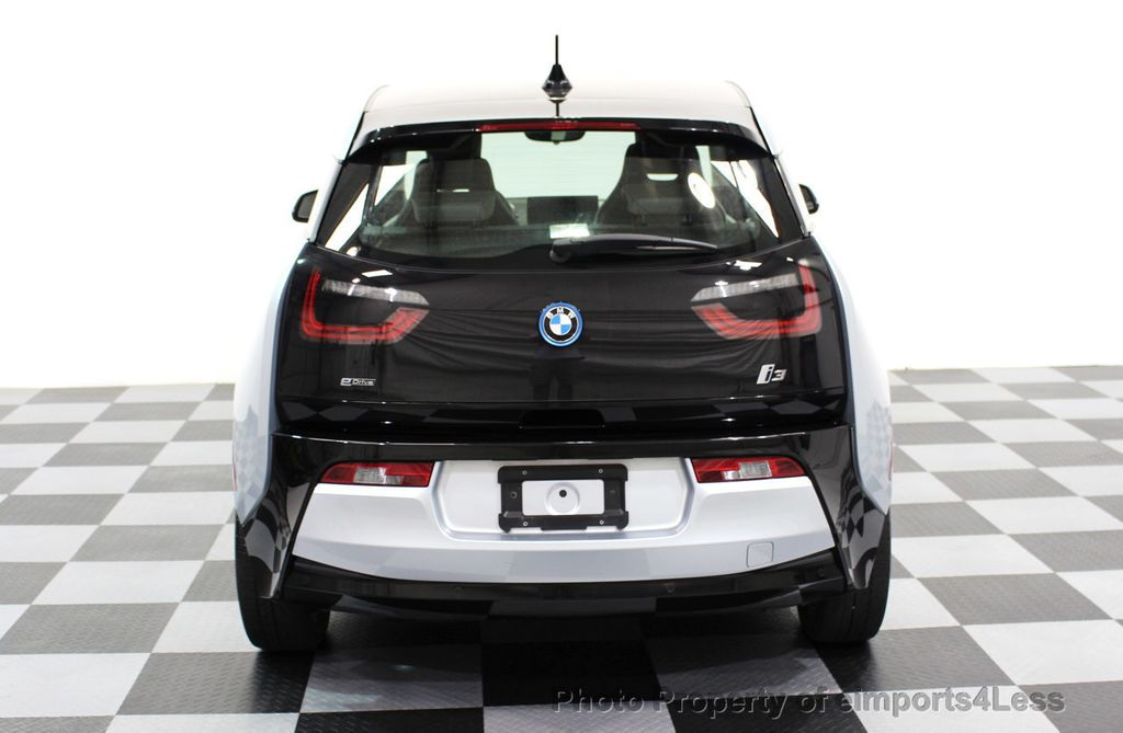 2014 BMW i3 CERTIFIED i3 REXT GIGA RANGE EXTENDER Active Cruise NAVI - 16537716 - 12