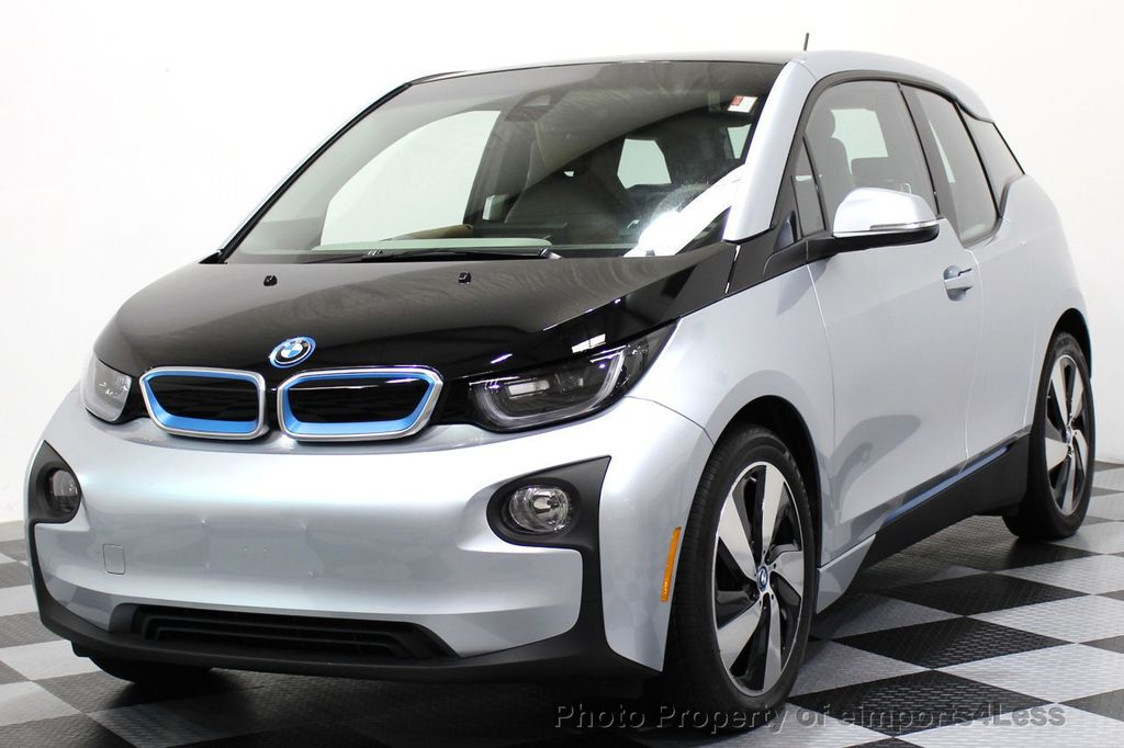 2014 BMW i3 CERTIFIED i3 REXT GIGA RANGE EXTENDER Active Cruise NAVI - 16537716 - 23