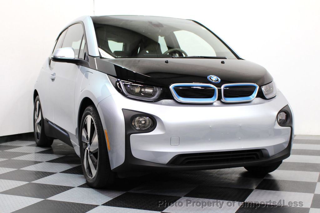 2014 BMW i3 CERTIFIED i3 REXT GIGA RANGE EXTENDER Active Cruise NAVI - 16537716 - 24